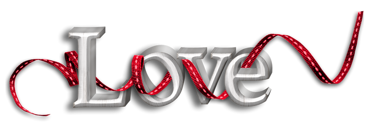 Love text free icon PNG
