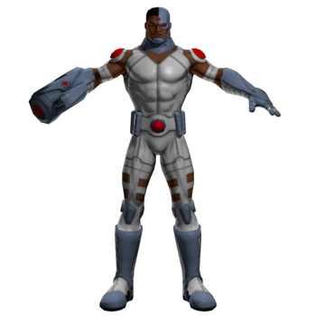 Cyborg PNG images
