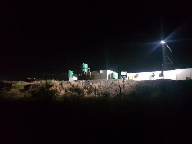 Solarstreet 80w Solar LED Flood - SSLSOL