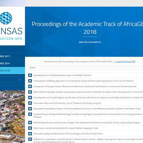 Africa Geo Proceedings