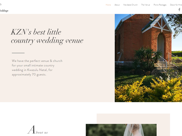 Newleeds Country Wedding