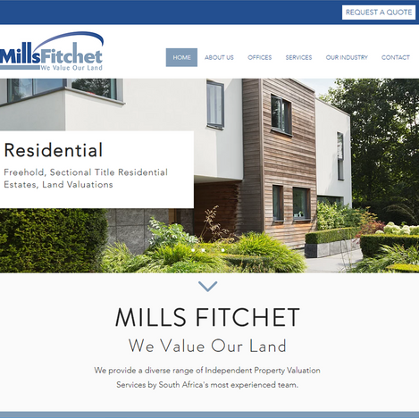 Mills Fitchet