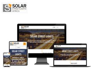 Solar Street Lights Africa