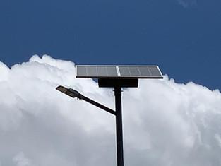 Solarstreet 60W Solar LED Street Light