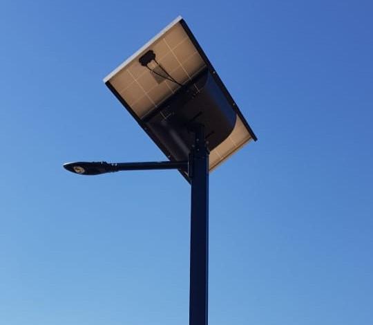 Solarstreet 30w Solar LED Street Light