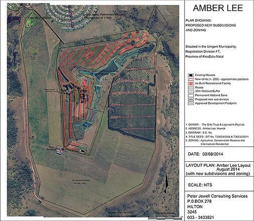 Amber Lee Layout Plan