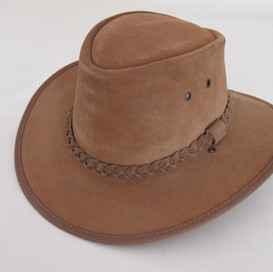 Full Leather Hat