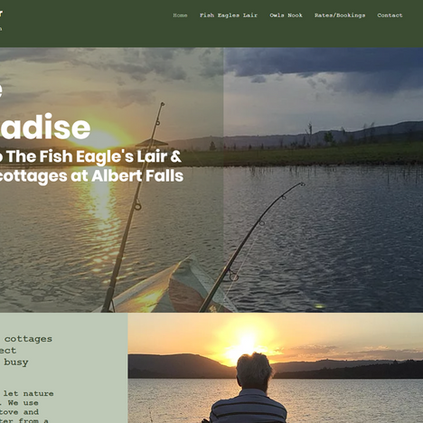 Fish Eagles Lair
