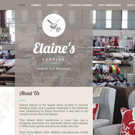Elaines Fabrics