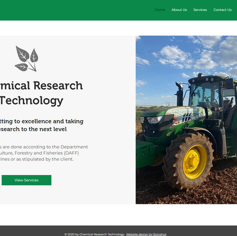 Chemical Research Technology