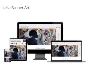 Leila Fanner Art