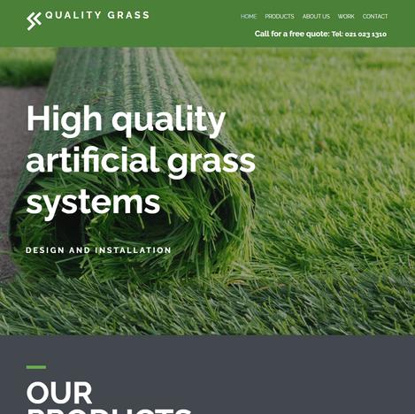 Quality Grass