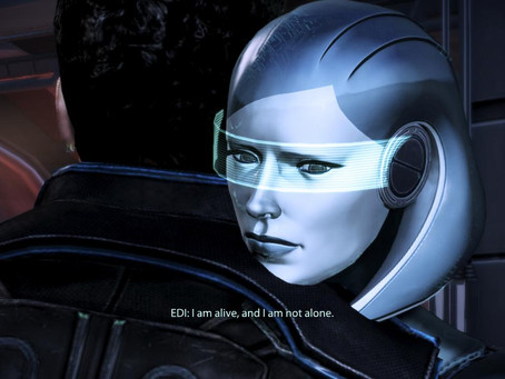 "Mass Effect - ""A Personal Journey"""