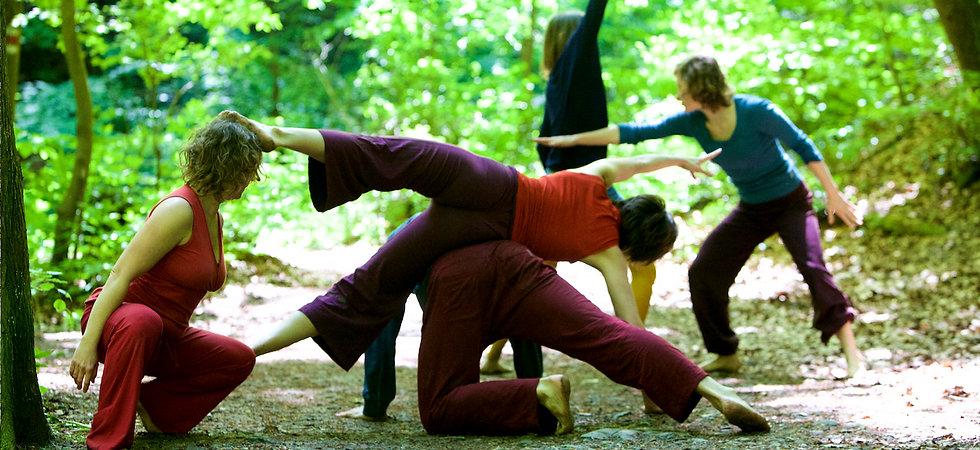 Holistic Dance Sabine Parzer_Institut