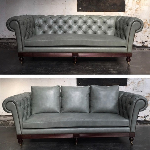 Chesterfield Sofa with Bjork Studio