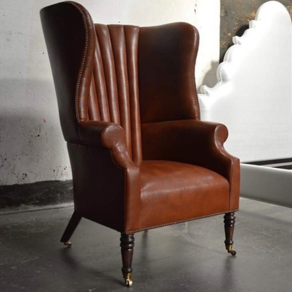 Georgian Inspired Chair with Bjork Studio