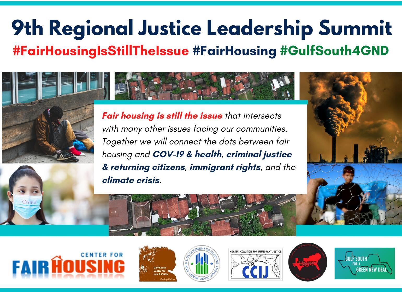 9th Annual Regional Leadership Justice Summit