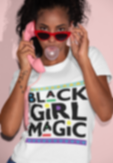 t-shirt-mockup-of-an-cool-woman-blowing-