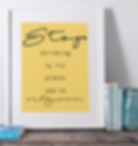 mockup-of-a-picture-frame-placed-over-a-