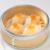 海老とフカヒレの蒸し餃子