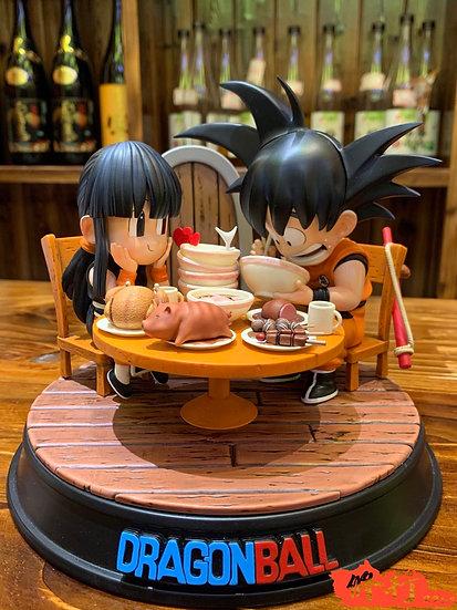 【DJFUNGSHING】 Goku and Chichi