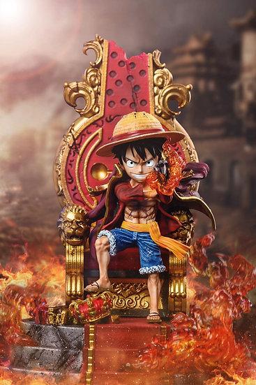【G5 STUDIO】  - Throne Luffy