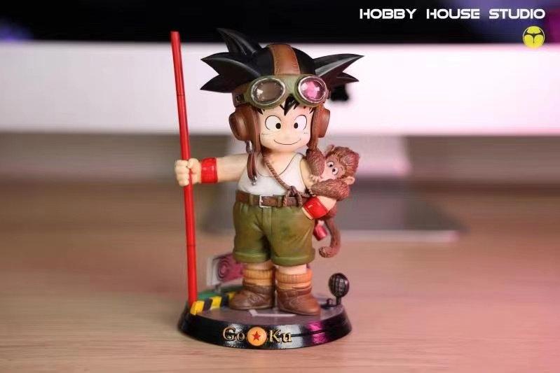 【HOBBY HOUSE STUDIO】 - Kid Goku