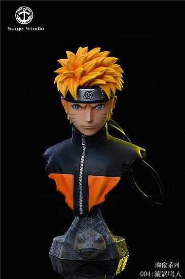 【SURGE STUDIO】 -  Naruto and Sasuke 1/4 Bust