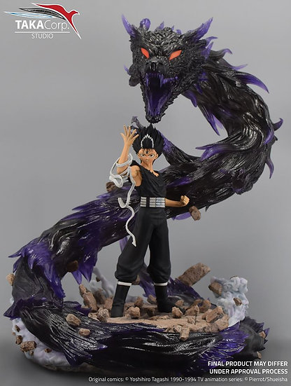 TakaCorp - Hiei Dragon of The Darkness Flame
