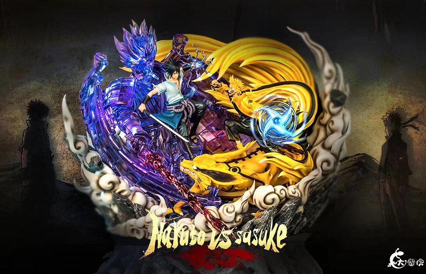 【BIG GECKO STUDIO】Naruto vs Sasuke