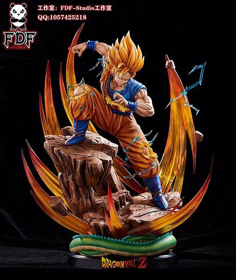 【FDF STUDIO】 Goku