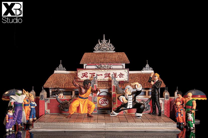 【XBD STUDIO】 - Budokai Announcer and King Chappa