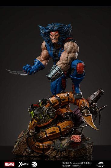 IRON KITE STUDIO - X-Men Series 1/4 Wolverine Licensed Statue