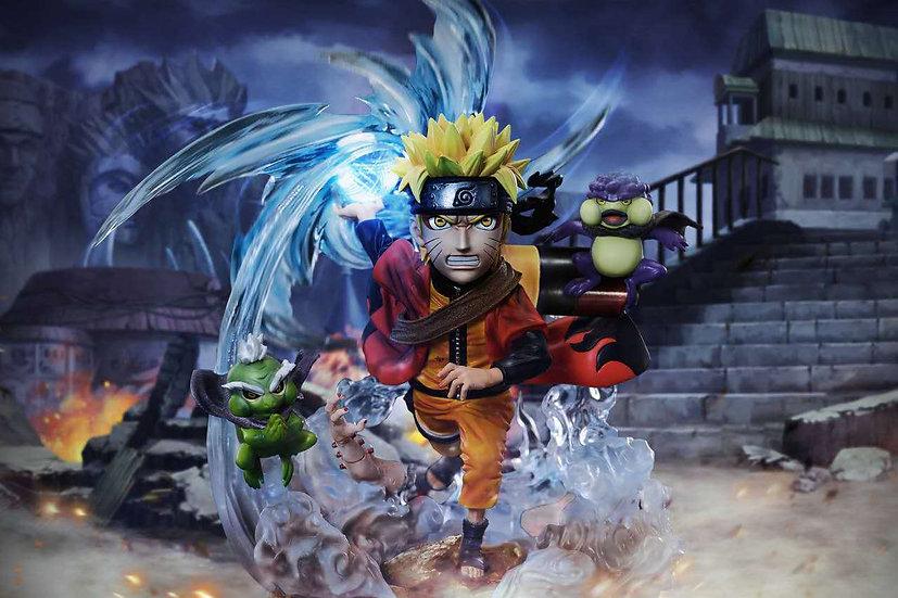 【G5 STUDIO】 Sage Mode Naruto