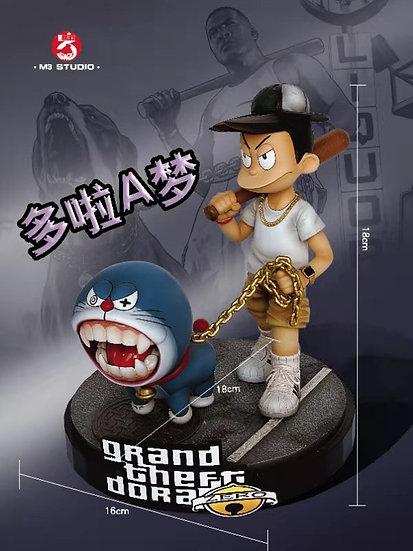 【M3 STUDIO】 - Grand Theft DoraZero