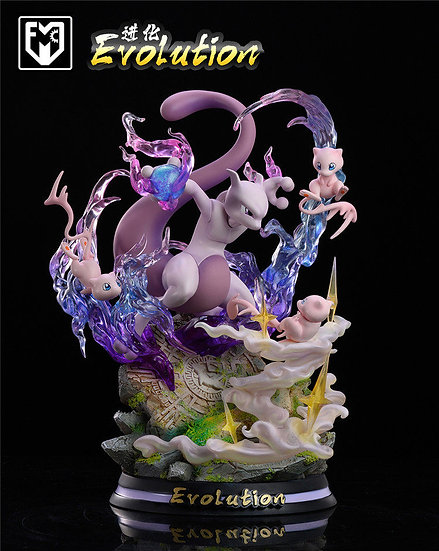 【MFC STUDIO】 Mewtwo and Mew