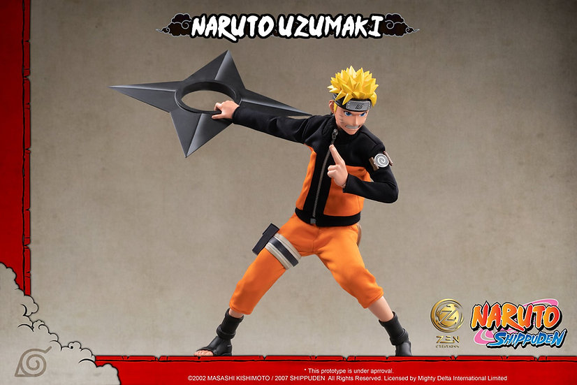 Zen Creations - Uzumaki Naruto (Ultimate Version)