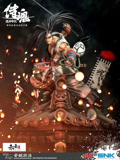 Future Workshop x AnaDigi - SNK Samurai Shodown Haohmaru