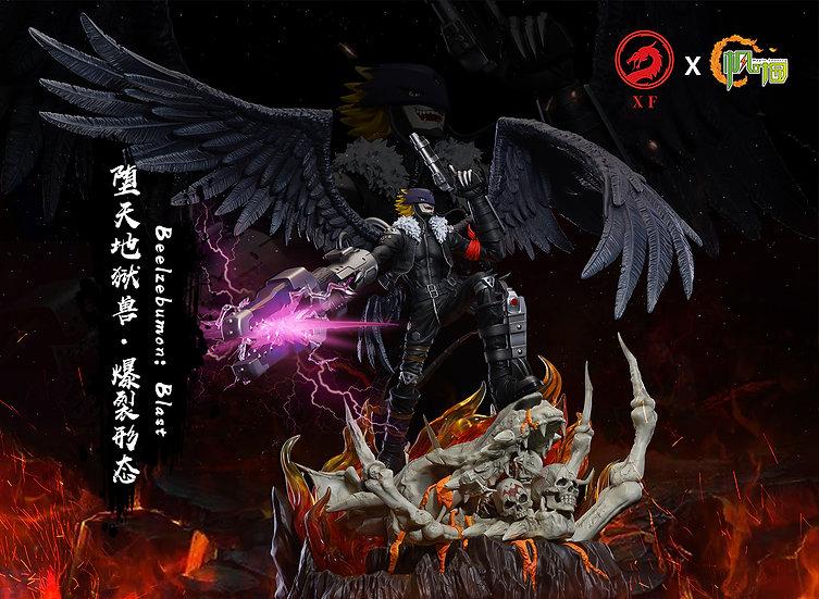 【XF STUDIO x MAPLE COUNTRY】 - Beelzemon Blast Mode