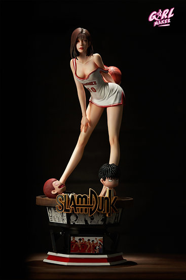 【GIRL MAKER】 - Akagi Haruko