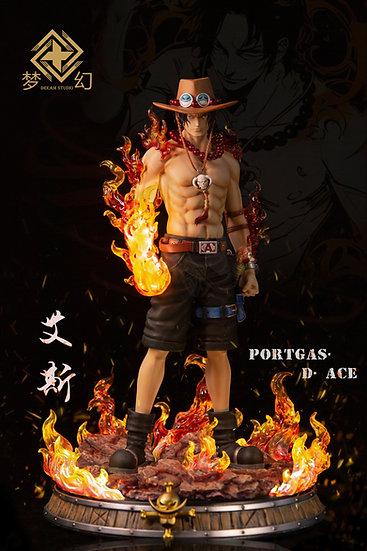 【DREAM STUDIO】 Fire Fist Ace