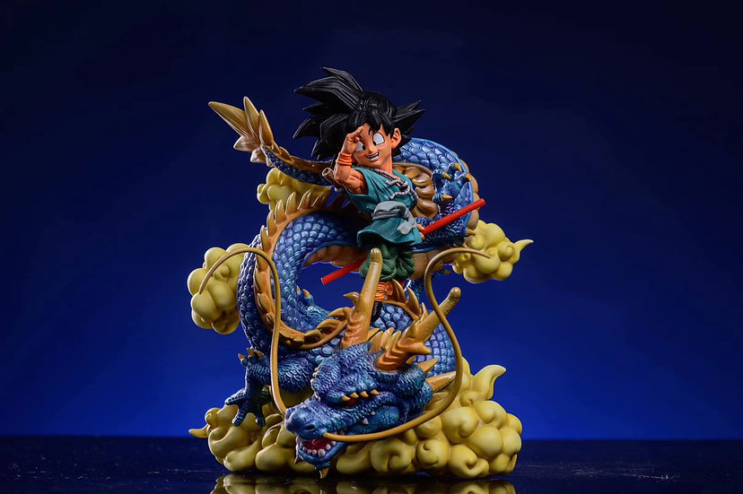 【LEAGUE STUDIO】Farewell, Dragon World - Son Goku