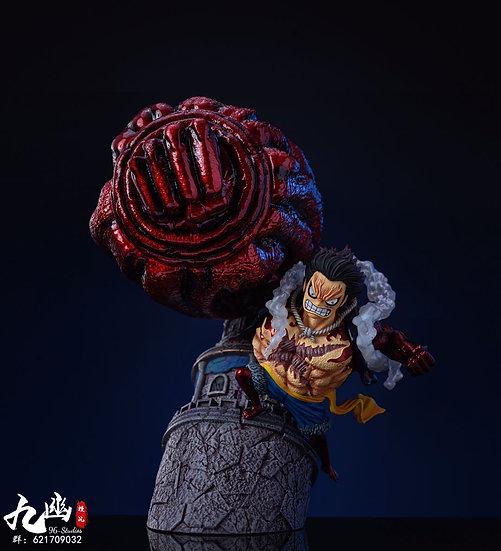 【96 STUDIO】  Gear 4 Luffy