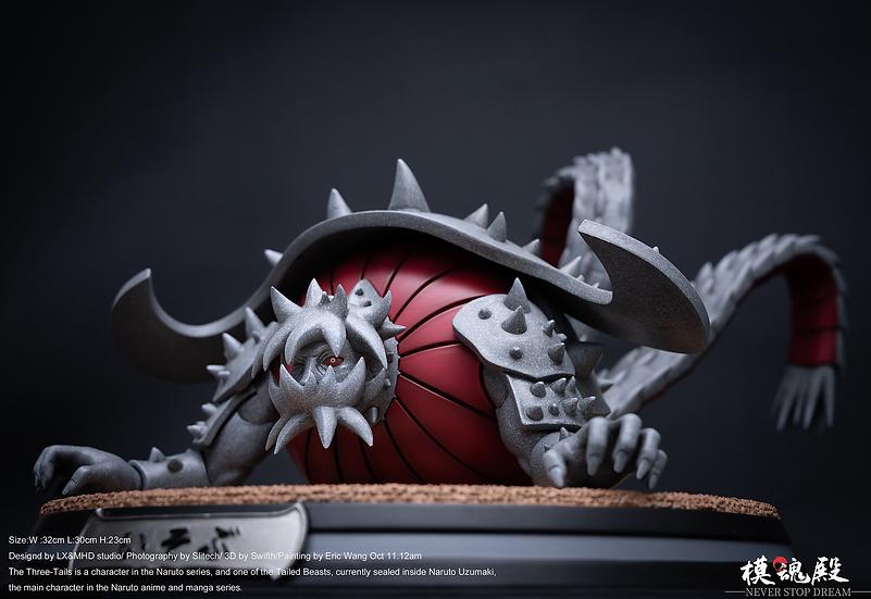 【MHD x LX STUDIO】 Three Tailed Beast Isobu