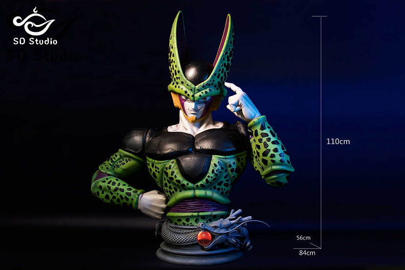 【SD STUDIO】  Cell Life Size Bust