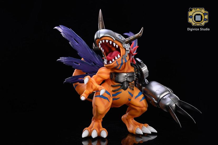 【DIGIVICE STUDIO】 MetalGreymon