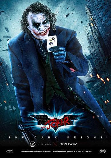 PRIME ONE STUDIO x BLITZWAY - The Joker 1/3 Museum Masterline   The Dark Knight