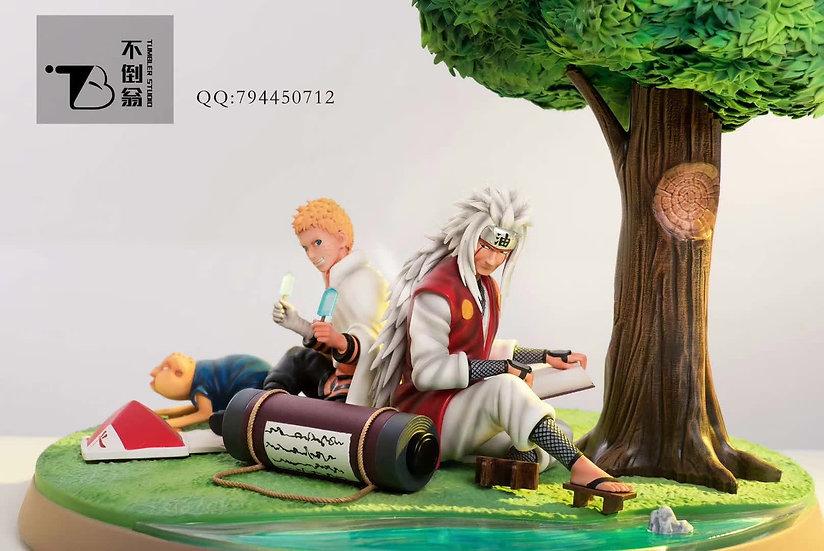 【TUMBLER STUDIO】Naruto & Jiraiya