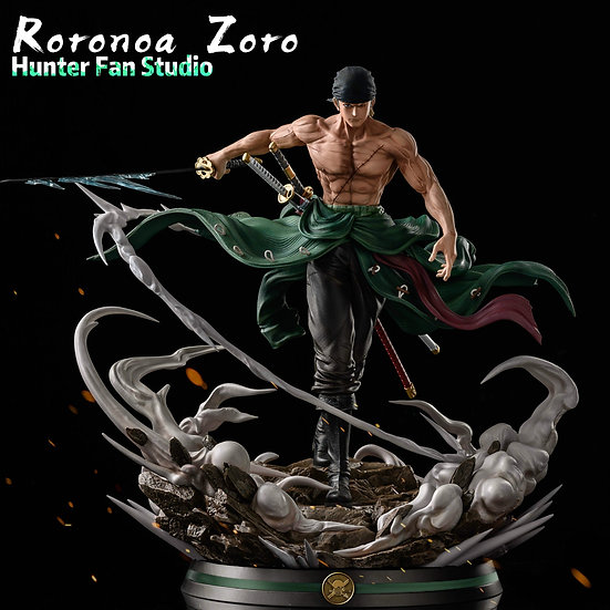 【HUNTER FAN STUDIO】  Roronoa Zoro
