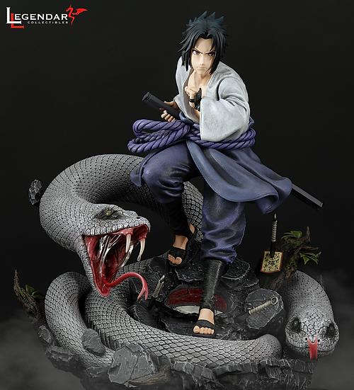 【LEGENDARY COLLECTIBLES 】 - Sasuke